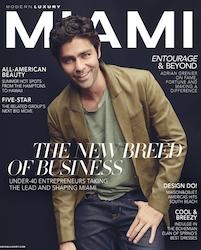 Jason Mizrahi Miami Magazine