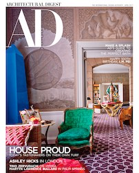 Jason Mizrahi Architectural Digest